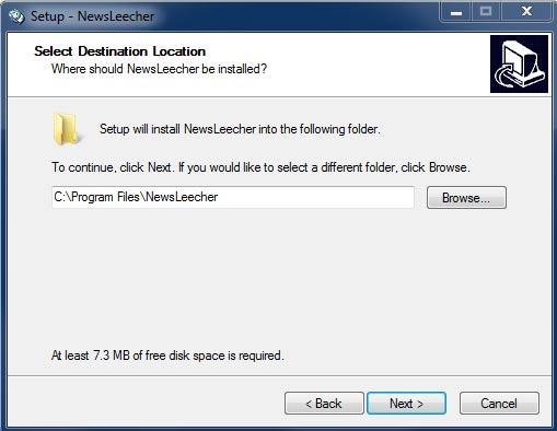 How to Configure Newsleecher Newsreader with Usenet Central Service